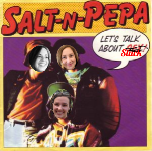 Salt-n-peppa (Let's talk about Slack)